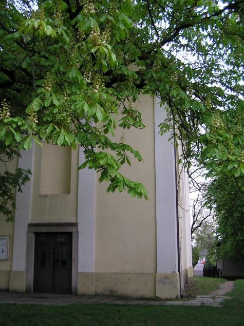 Kaple sv. Vojtěcha - Neratovice