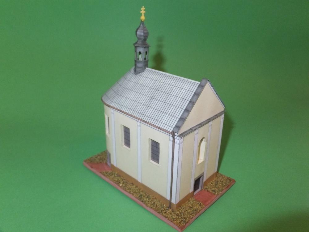 Kaple sv. Vojtěcha v Neratovicích