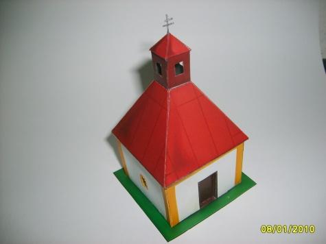 Kaple Sv.Antonína v Pelci