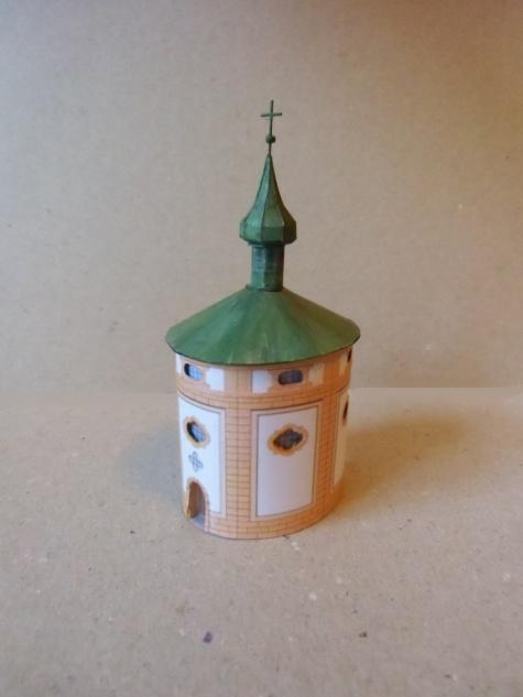 kaple Sv.Máří Magdalény pod Letnou