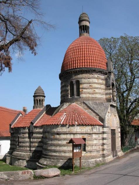 kaple Sv.Václava - Vlčí