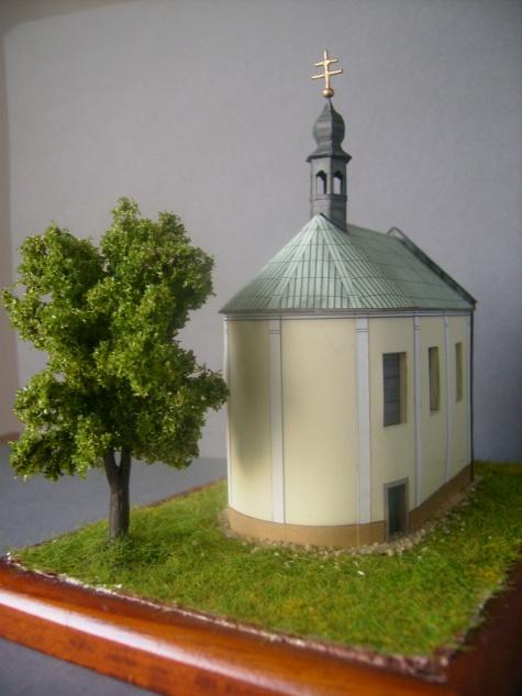 Kaple svatého Vojtěcha v Neratovicích