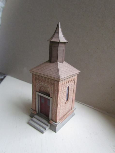 Kaple Chuchelná
