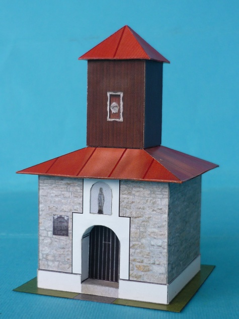kaple Mojšova Lúčka