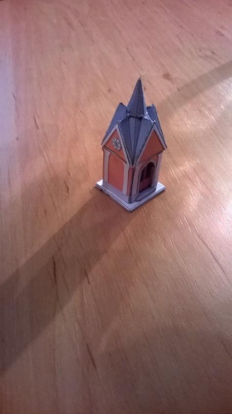 Kaple Panny Marie Bolestné v Hamrech nad Sázavou