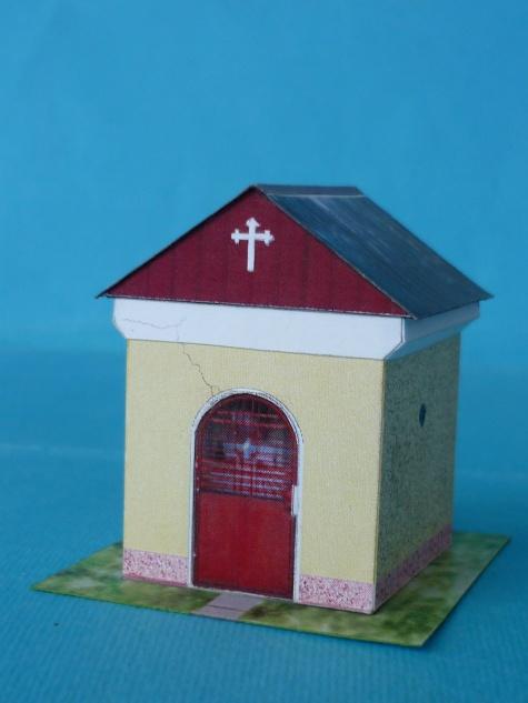 kaple Pustá Polom