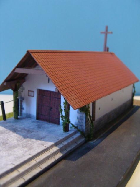 kaple Sv.Jana Nepomuckého v Brzkově
