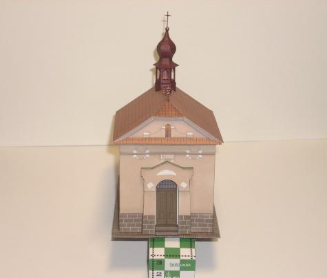 Kaple sv.Petra a Pavla   Vřesovice