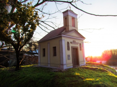 Kaple sv. Rocha, Milotice