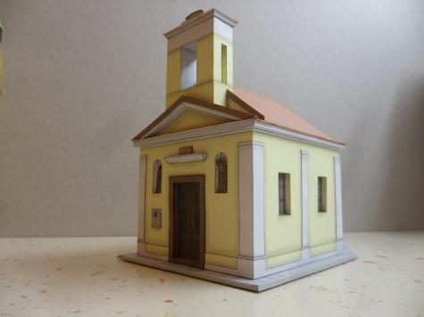 Kaple sv. Rocha Milotice