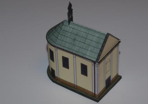 Kaple sv. Vojtěcha Neratovice