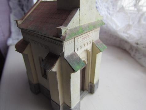 Kaple Velké Přílepy