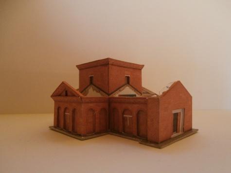 Kaple v Ravenně řečená mauzoleum Gally Placidie