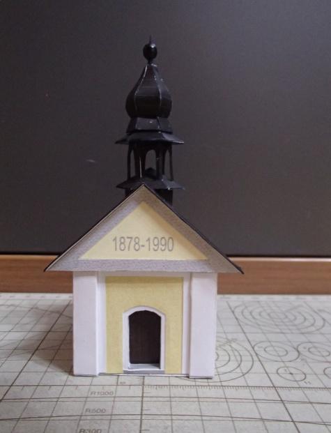 Kaplička v Radoníně