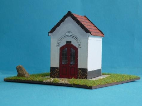 kaple Košolná