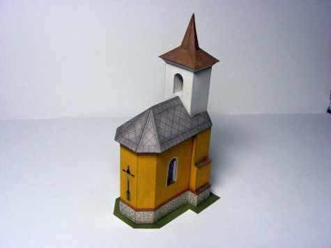 Kaplička Skoranov
