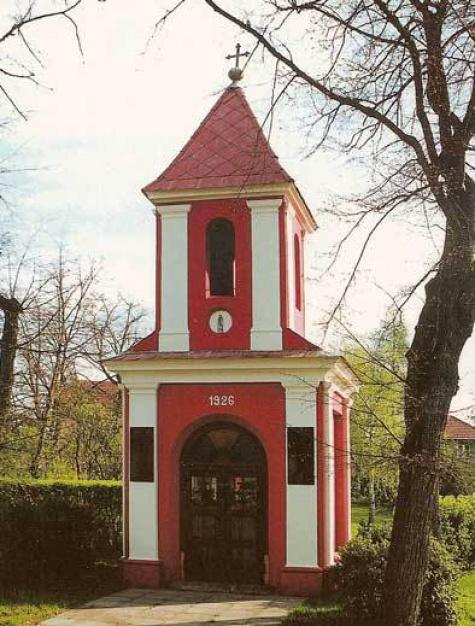 Kaplička Tuhaň