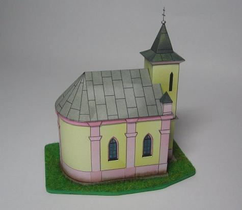 Kaplnka svätého kríža - Stará Turá
