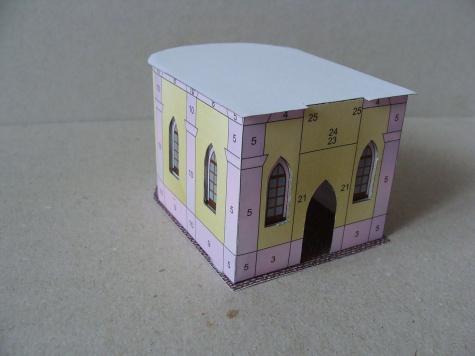 Kaplnka Sv.Kríže Stará Turá