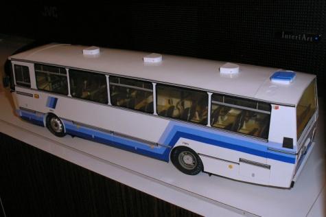 KAROSA C734 - linkový autobus