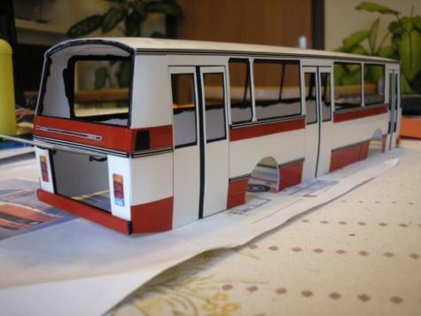 Karosa  B732  verze2
