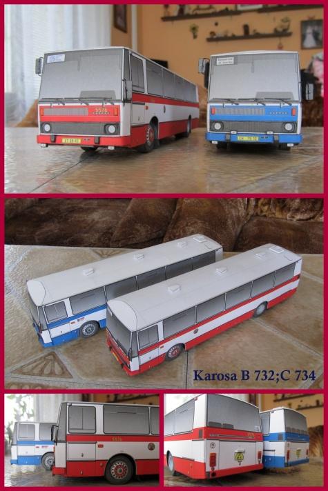 KAROSA B 732 - C 734