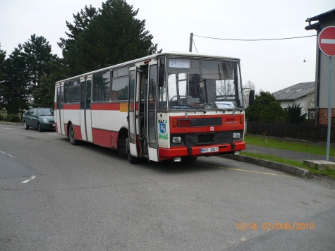 Karosa b 732.00