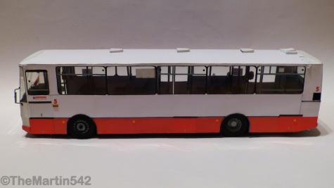 Karosa B731.1663 - DPMÚL ev.č. 5