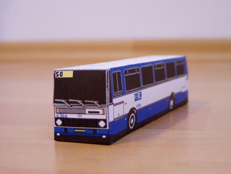 Karosa B732 bus (minibox)
