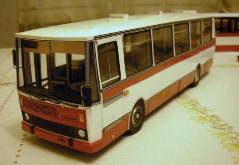 Karosa B732 verze1