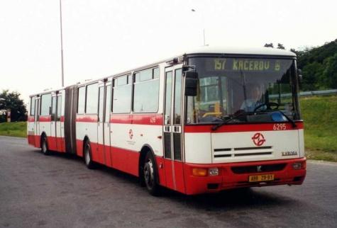 Karosa B941E.1964 DPP 6295