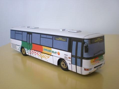 Karosa C954E Záruba M&K