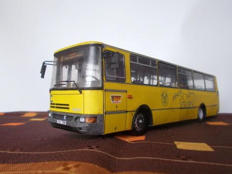 Karosa B932 MHD Písek