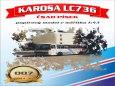 Karosa LC736 ÈSAD Písek