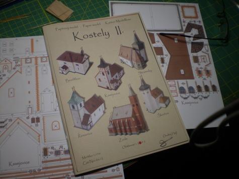 Kasejovice -Kostely II