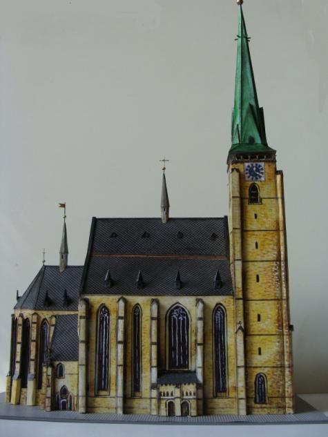 Katedrála Sv.Bartoloměje v Plzni