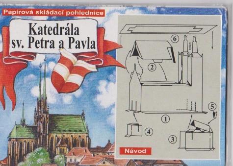 Katedrála Sv.Petra a Pavla v Brně