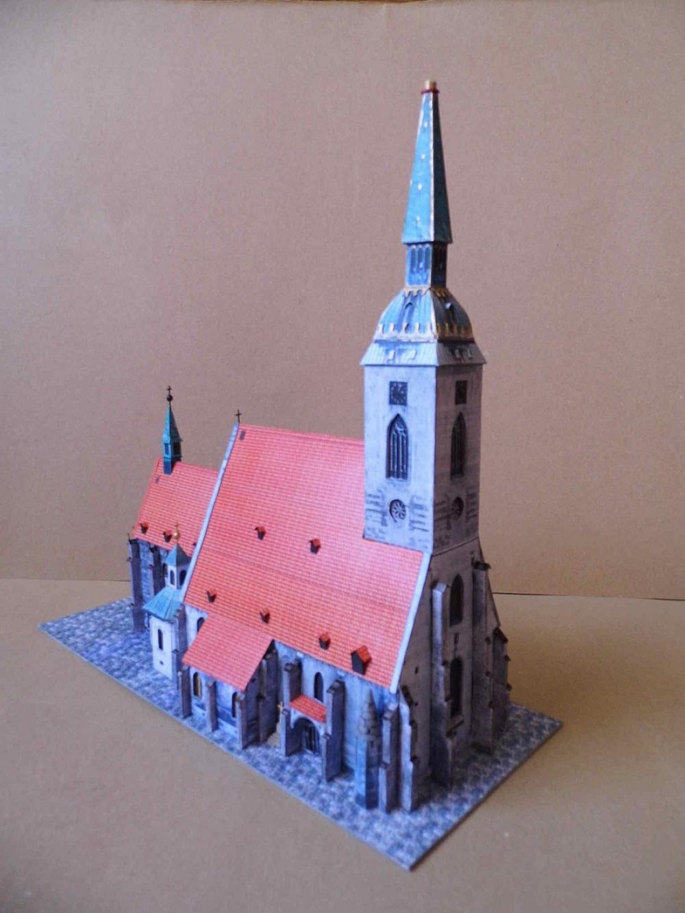 katedrála Sv.Martina Bratislava