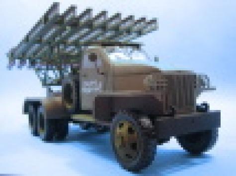 Kaťuša (Studebaker US-6)