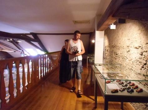 Když si chlapi hrajou - regionální muzeum Mělník 2014