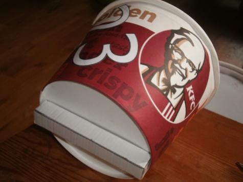 KFC fighter