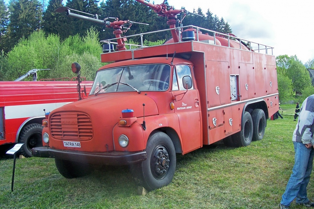 KHA Tatra 148 Aiport Bratislava