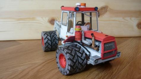 Kloubový traktor Škoda Liaz 180