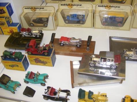 Klukovský sen  -výstava autíček  Zámek PARDUBICE  4.7.2010