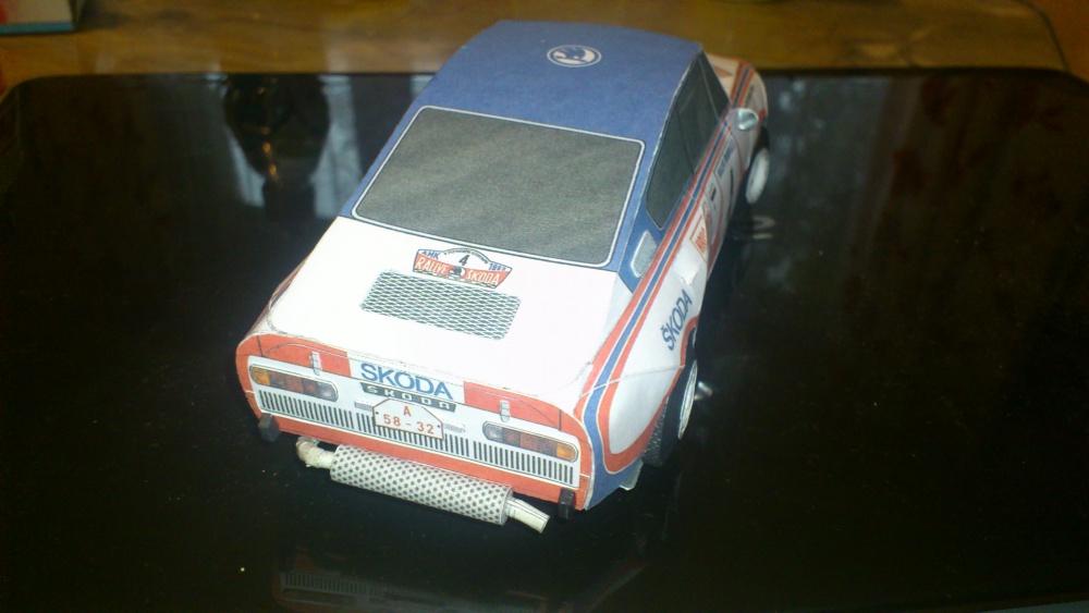 Škoda 130 RS