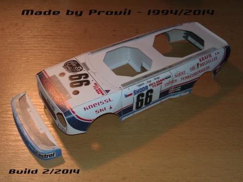 Škoda 130 RS - Zolder 1980