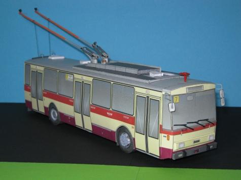 Škoda 14 Tr 05