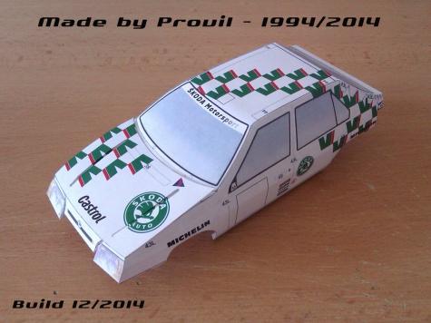 Škoda Favorit 136L/A (1994)