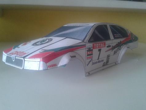 Škoda Octavia Kit Car 1997