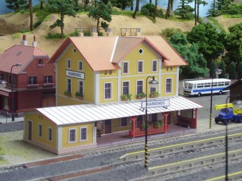 Kolejiště TT